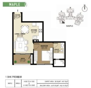 shapoorji-parkwest-1bhk-floor-plan