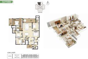 shapoorji-parkwest-binnypet-floor-plans