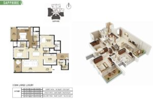 shapoorji-parkwest-floor-plans