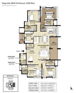 shapoorji-magnolia-phase-2-floor-plan