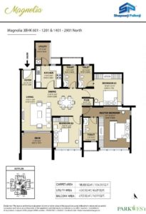 shapoorji-park-west-magnolia-floor-plan